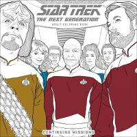 Star Trek: The Next Generation Adult...