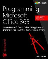 Programming Microsoft Office 365...