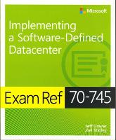 Exam Ref 70-745 Implementing a...