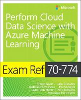 Exam Ref 70-774 Perform Cloud Data...