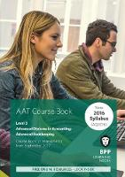AAT - Advanced Bookkeeping: Coursebook