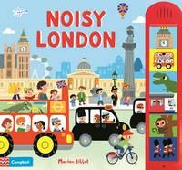 Noisy London: A Big Board Book with 6...
