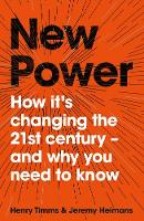 New Power: How It's Changing The 21st...