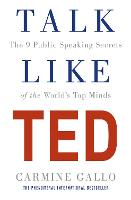 Talk Like TED: The 9 Public Speaking...