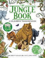 The Jungle Book: A Colouring Transfer...