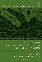 Marketing and Advertising Law in a...