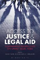 Access to Justice and Legal Aid:...