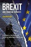Brexit and Financial Services: Law ...