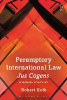 Peremptory International Law - Jus...