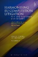 Harmonising EU Competition ...