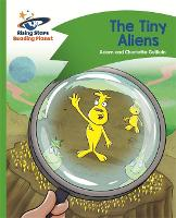 Reading Planet - The Tiny Aliens -...