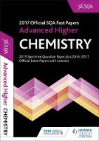 Advanced Higher Chemistry 2017-18 SQA...