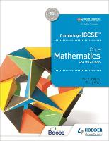 Cambridge IGCSE Core Mathematics 4th...