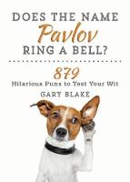 Does the Name Pavlov Ring a Bell?: ...