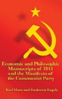 Economic and Philosophic Manuscripts...