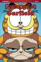 Grumpy Cat & Garfield