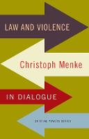 Law and Violence: Christoph Menke in...