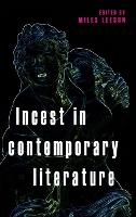 Incest in Contemporary Literature