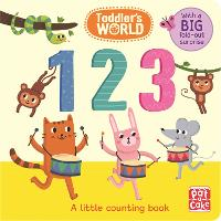 123: A Little Counting Board Book ...