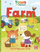 Farm: A board book filled with flaps...