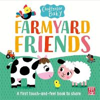 Chatterbox Baby: Farmyard Friends: A...