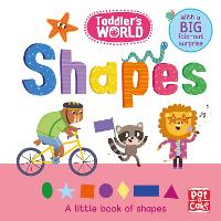 Toddler's World: Shapes: A little...