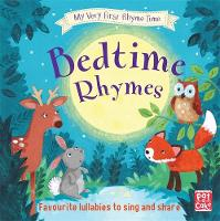 My Very First Rhyme Time: Bedtime...