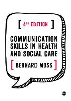 Communication Skills in Health and...