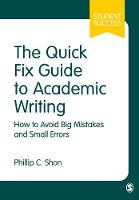 The Quick Fix Guide to Academic...