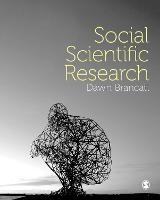 Social Scientific Research