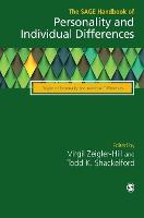 The SAGE Handbook of Personality and...