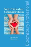 Public Children Law: Contemporary Issues