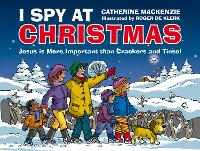 I Spy At Christmas: Jesus is More...