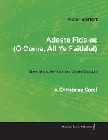 Adeste Fideles (O Come, All Ye...