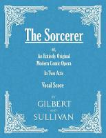 The Sorcerer - An Entirely Original...