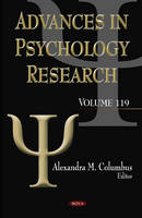 Advances in Psychology Research:...
