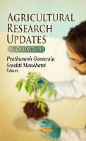 Agricultural Research Updates: Volume 18