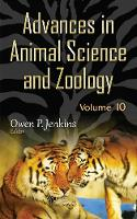 Advances in Animal Science & Zoology:...