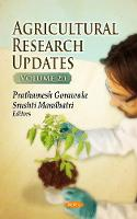Agricultural Research Updates: Volume 20