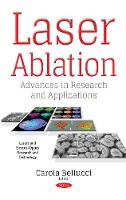 Laser Ablation: Advances in Research ...