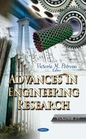 Advances in Engineering Research:...