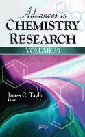 Advances in Chemistry Research: ...
