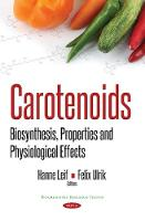 Carotenoids: Biosynthesis, Properties...