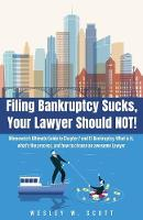Filing Bankruptcy Sucks, Your Lawyer...