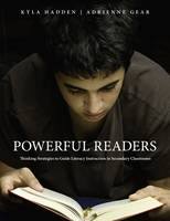 Powerful Readers: Thinking Strategies...