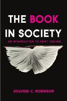 The Book in Society: An Introduction...