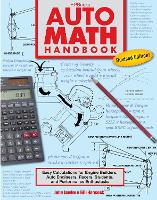 Auto Math Handbook: Easy Calculations...