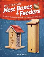 Bird Friendly Nest Boxes & Feeders: ...