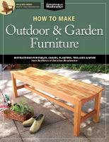 How to Make Outdoor & Garden...