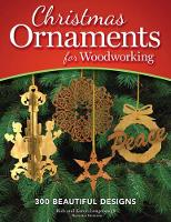 Christmas Ornaments for Woodworking:...